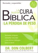 La Nueva Cura Bíblica para la Pérdida de Peso  (The New Bible Cure for Weight Loss)