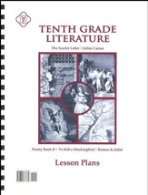 10th Grade Literature Lesson Plans