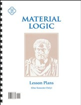 Material Logic Lesson Plans (1 Semester)