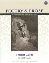 Poetry & Prose Book 2: The Elizabethan to the  Neo-Classical Age, Teacher Guide (2nd Edition)
