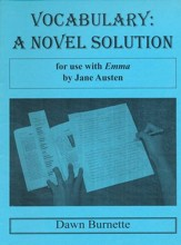 Vocabulary: A Novel Solution for use with Emma