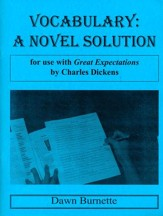 Vocabulary: A Novel Solution for use with Great Expectations