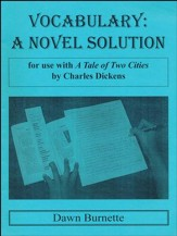 Vocabulary: A Novel Solution for use with A Tale of Two Cities