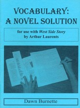 Vocabulary: A Novel Solution for use with The Westing Game