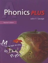 Phonics Plus Teachers Guide Level A