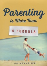 Parenting Is More than a Formula, mini book