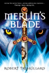 Merlin's Blade - eBook