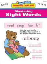 Mastering Sight Words Gr 1-2