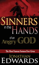 Sinners in the Hands of An Angry God - eBook