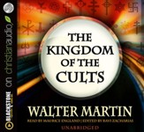 Kingdom of the Cults - unabridged audiobook on MP3-CD