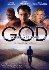 God, Where Are You? DVD