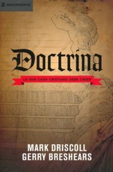 Doctrina: Lo Que Cada Cristiano Debe Creer  (Doctrine: What Christians Should Believe)