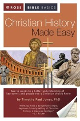 Christian History Made Easy - eBook