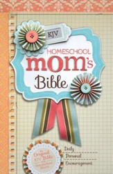 KJV Homeschool Mom's Bible - eBook