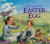 The Legend of the Easter Egg - eBook