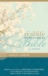NIV Real-Life Devotional Bible for Women: Insights for Everyday Life / Special edition - eBook
