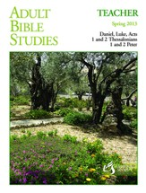 Adult Bible Studies Teacher Spring 2013 - eBook