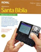 Biblia Electronica Royal Reina Valera  (Reina Valera Royal Electronic Bible)