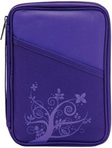 Thinline Purple Bible Cover