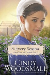 For Every Season: Book Three in the Amish Vines and Orchards Series - eBook