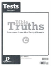 Bible Truths Level C Tests (4th  Edition)