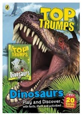 Top Trumps Activity Book: Dinosaurs