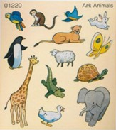 Stickers: Ark Animals