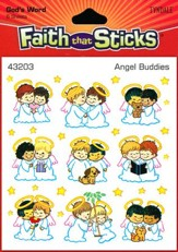 Stickers: Angel Buddies