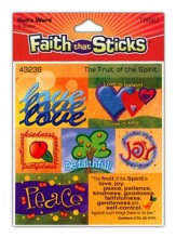 Stickers: Fruit Of The Spirit