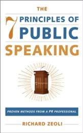 7 Principles of Public Speaking: Proven Methods from a PR Professional