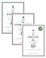 The Christian Life set of 3 books / New edition - eBook