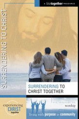 Surrendering to Christ - eBook