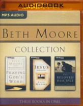 Beth Moore CD Collection: 3 Stories in 1, Abridged MP3-CD