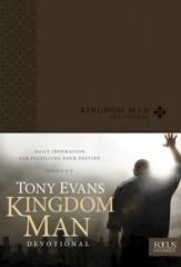 Kingdom Man Devotional - eBook