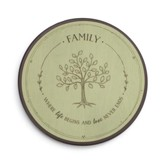 Family Tree Lazy Susan