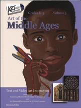 ARTistic Pursuits Volume 3: Art of  the Middle Ages