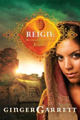 Reign: The Chronicles of Queen Jezebel - eBook