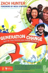 Generation Change: Roll Up Your Sleeves and Change the World - eBook