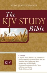 The KJV Study Bible - eBook