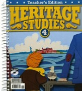 Heritage Studies 4 Teacher's Edition  (3rd Edition)