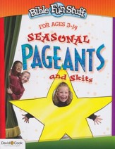 Seasonal Pageants and Skits