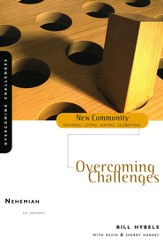 Nehemiah: Overcoming Challenges - eBook