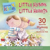 Wonder Kids Music: Little Hymns for Little Hearts, CD