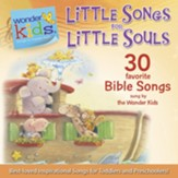 Wonder Kids Music: Little Songs for Little Souls, CD