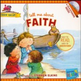 Tell Me about Faith (with stickers & CD): Wonder Kids-Train 'Em Up