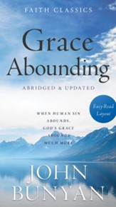 Grace Abounding - eBook