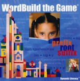 WordBuild ® the Game on  CD-ROM