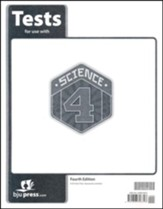 Science 4 Tests (4th Edition)