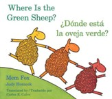 ¿Dónde Está la Oveja Verde?  (Where Is the Green Sheep?)