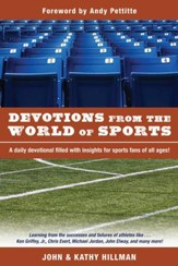 Devotions from the World of Sports - eBook
